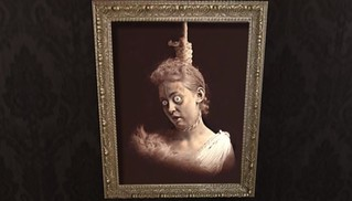 creepy halloween photos   by rafeejewell