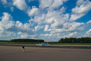 Rusk County Airport, Ladysmith, WI | by Aaron Landry