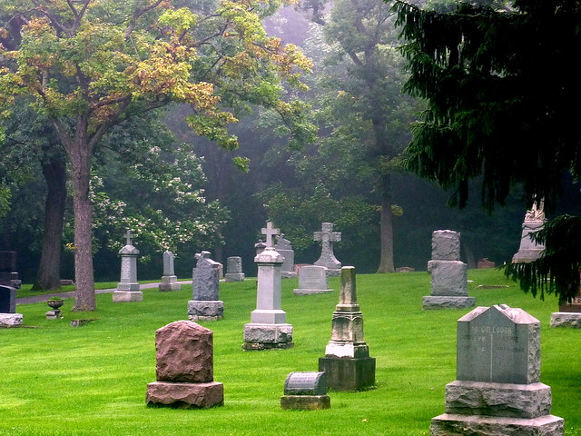 A Grave Morning