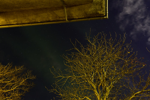 Starry Starry Night | BackYard Series | fridgeirsson | Flickr