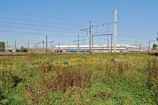 En face de la gare de Schaerbeek Formation   by Flikkersteph -5,000,000 views ,thank you!