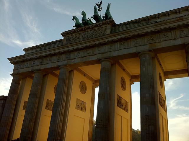 Brandenburg Gate- Berlin