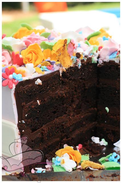 Cake Destruction