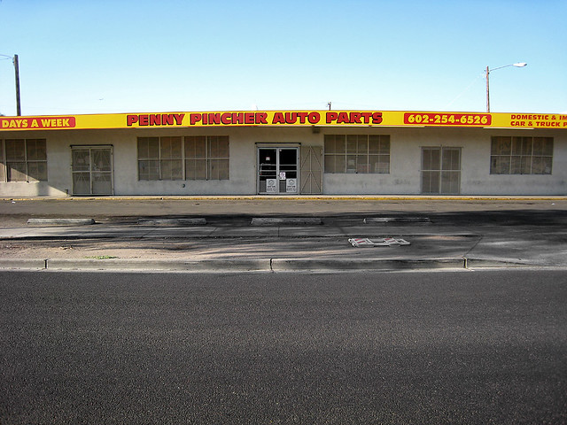 Penny Pincher Auto Parts >> Penny Pincher Auto Parts Phoenix Arizona 2007 Flickr