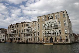 Ca' Foscari and Palazzo Giustinian | by Dmitry Shakin