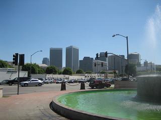 LA Downtown skyline? | by lizze