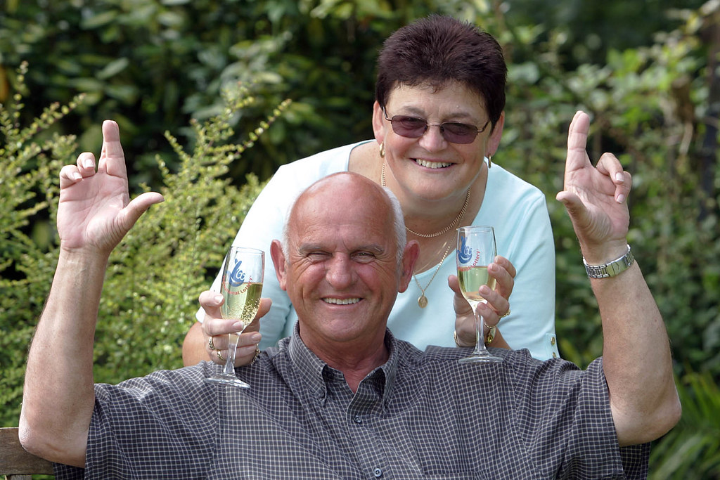 Double Lottery Jackpot winner Derek Ladner