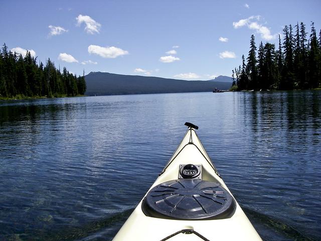 Great day at Waldo Lake