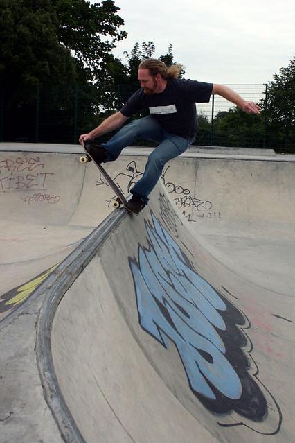 Bushy Park  Skatepark