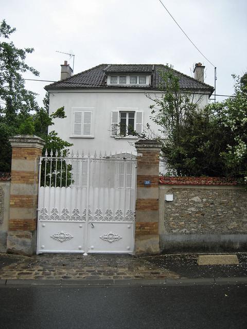 France/Seine-Port/Maison