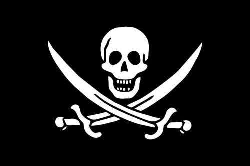 Pirate Flag | by spaceninja