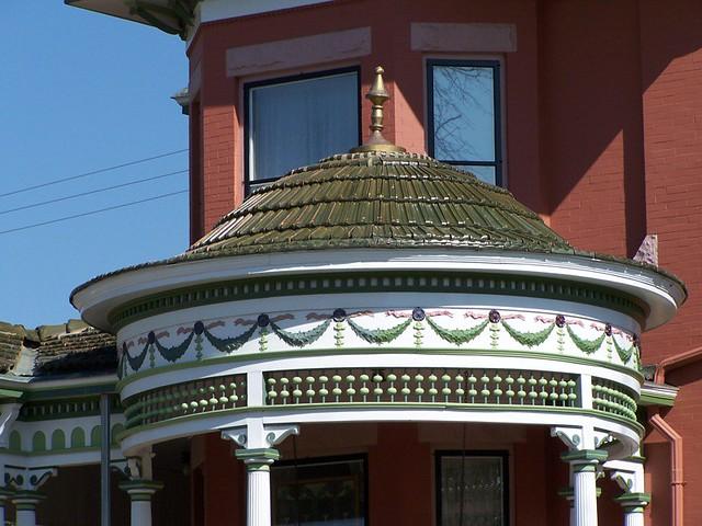 Ferris Mansion ~ Rawlins, WY