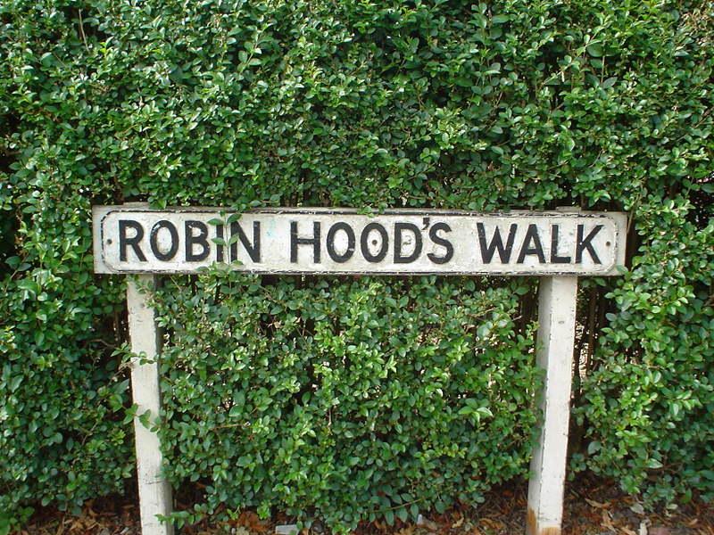 Robin Hood's Walk
