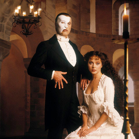 Image result for phantom of the opera michael crawford sarah brightman