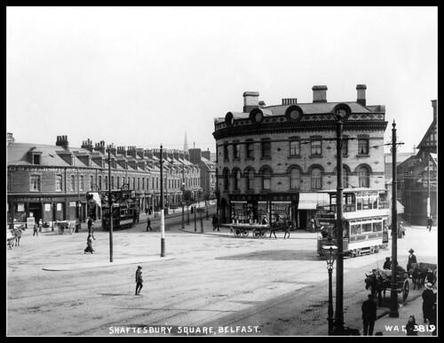 Shaftesbury Square, Belfast | by jonathanclark