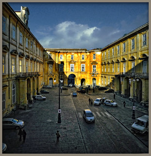 Portici - Reggia. | by agedsenator