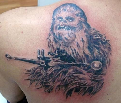 cheewaka tattoo