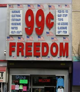 $.99 Freedom | by jasoneppink
