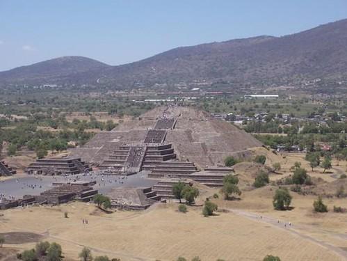 Pyramide de la Luna, Teotihuacan