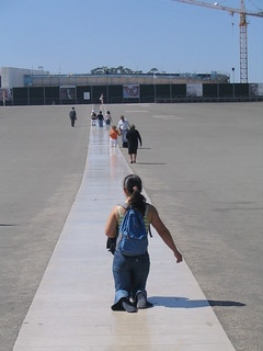 Fatima, Portugal - Crawling to and from Church | by plusgood