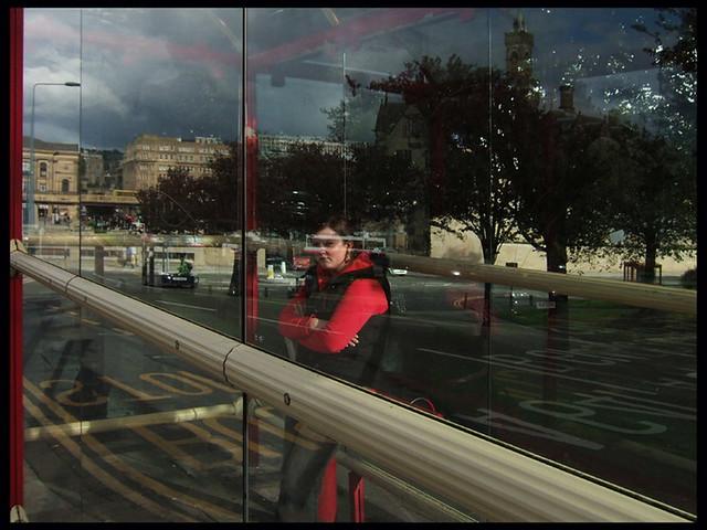 Bus Stop - Bradford Oct2c