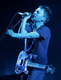 Thom Yorke   by Mexicaans fotomagazijn
