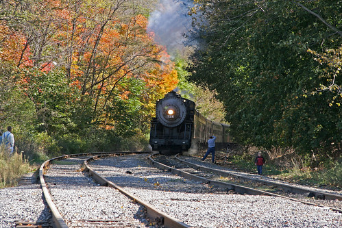 Western Maryland Railroad @ Frostburg 14 Oct 2006 099 | by smata2