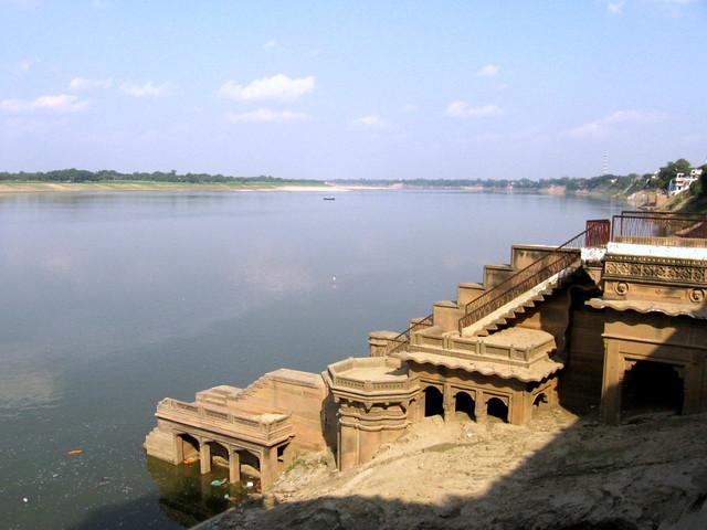 Pakke Ghat, Mirzapur city | On river Ganga | Pradeep singh | Flickr