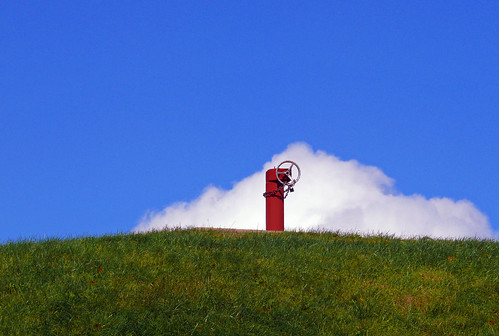 Hydrant on a Hill | by Bill_Adler