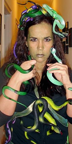 Medusa   by green bean13