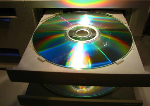 Disc drive | by aussiegall