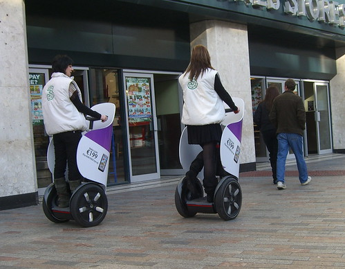 Segways in Cork | by Iain Tait