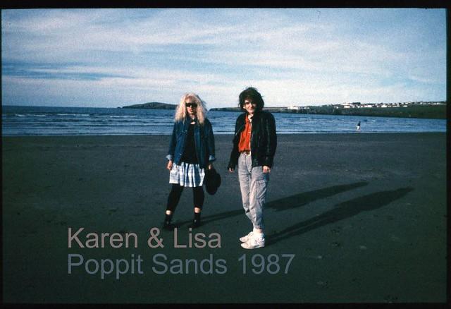 Beach 1987
