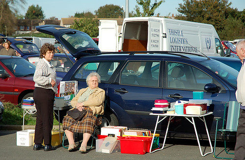 Car boot sale | by kamshots