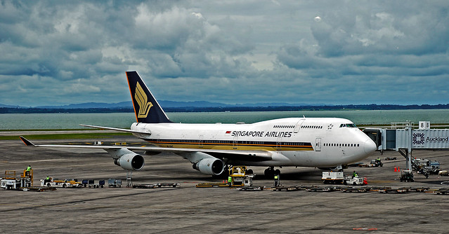 747, Auckland, 22 November 2006