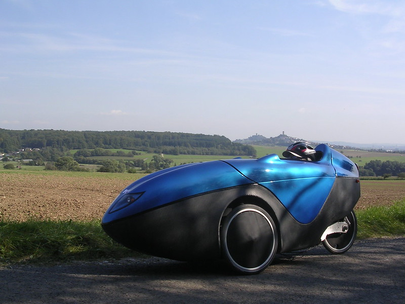 Versatile velomobile
