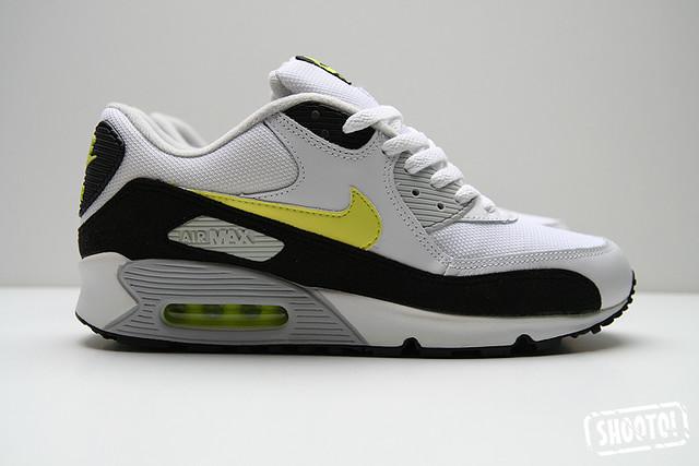 b8b6048c93e2 ... Nike Air Max 90 - Hot Limes  2