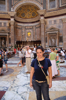 Pantheon interior   by Kristian Golding