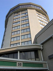 Holiday Inn - Saddle Brook, New Jersey   by Jim Frazier