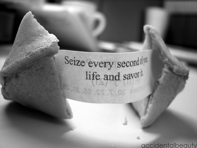 {94} seize every second