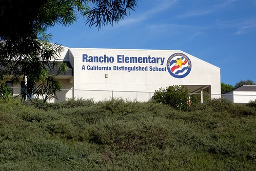 Rancho Elementary School - CA Distinguished School | by MrBigCity