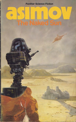 Isaac Asimov Naked Sun