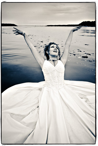 wedding lake sexy water beautiful liberty bride model fuji august noflash longisland falling halftone 1755mmf28g bridal bridalportrait 2007 cshl coldspringsharbor s5pro trashthedress fearlessbridal