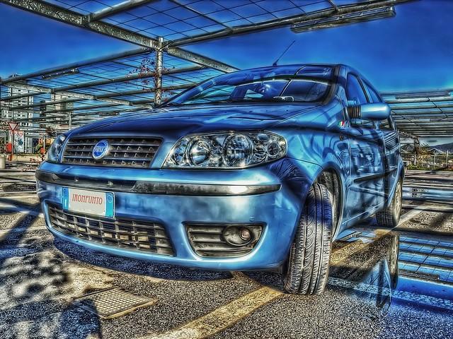 Fiat Punto Serie 3