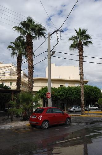 Ierapetra -  Strassenansicht