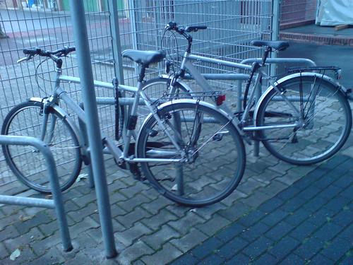 Da hat einer mein Fahrrad geklont