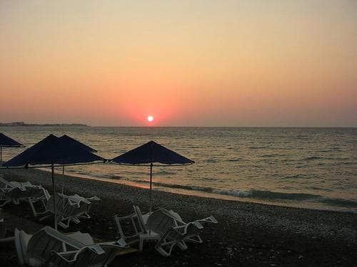 Rhodos beach | by karolajnat