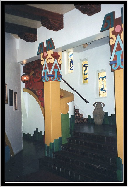 Aztec Hote ~ Monrovia, California  ~ Route 66