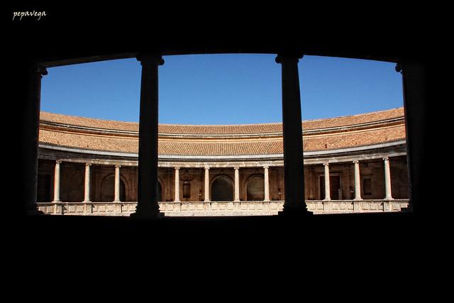 Palacio Carlos V