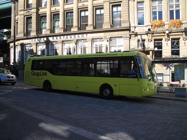 Parada de autobus en Helsinki